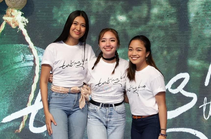 Lou Yanong, Missy Quino, and Teetin Villanueva will play the role of Corrine