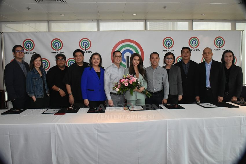 Ivana Alawi is now officially a Kapamilya!