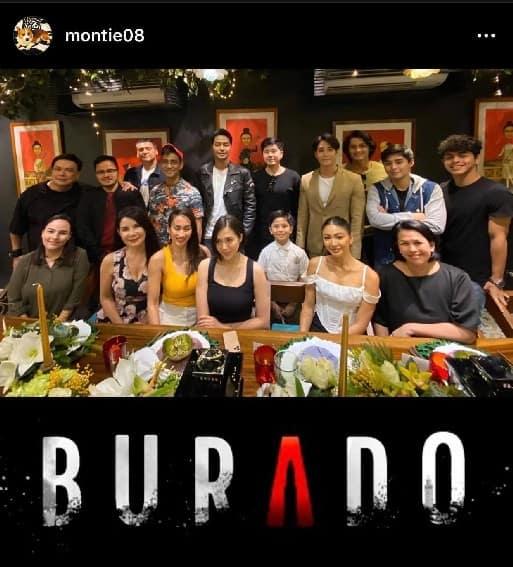 """Meet the Powerhouse Cast of Upcoming Series """"Burado"""""""