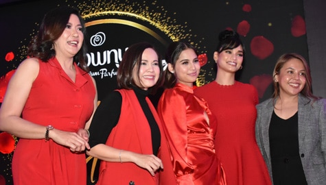 Women with never fading passion honored by Downy