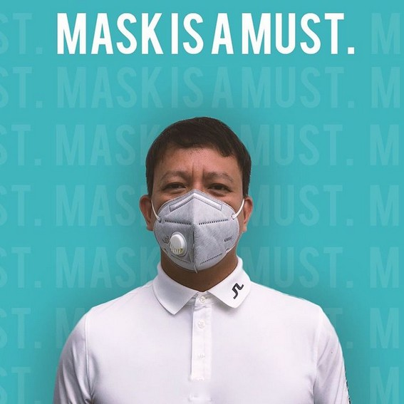 Kapamilya stars promote importance of wearing face masks