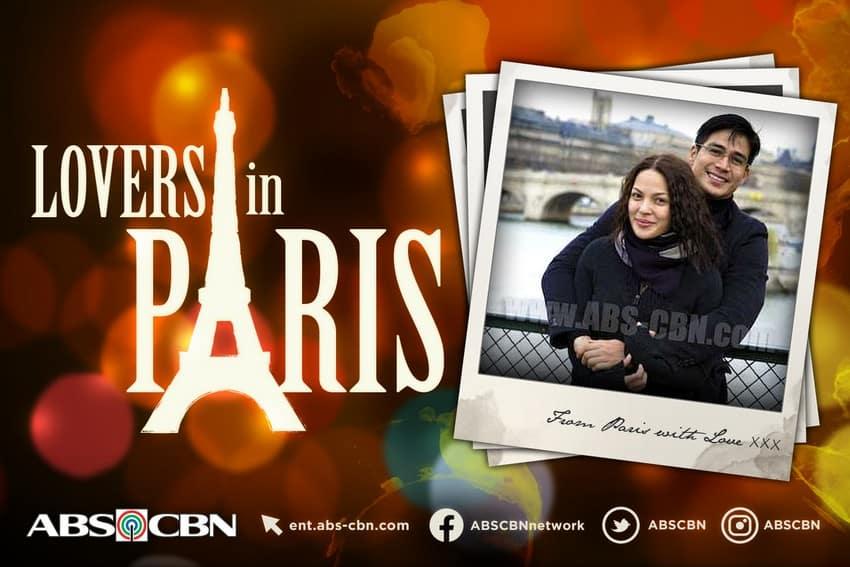 THROWBACK: Lovers In Paris