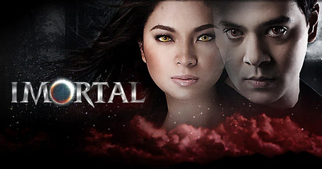 THROWBACK: Angel Locsin as Lia and John Lloyd Cruz as Mateo in Imortal