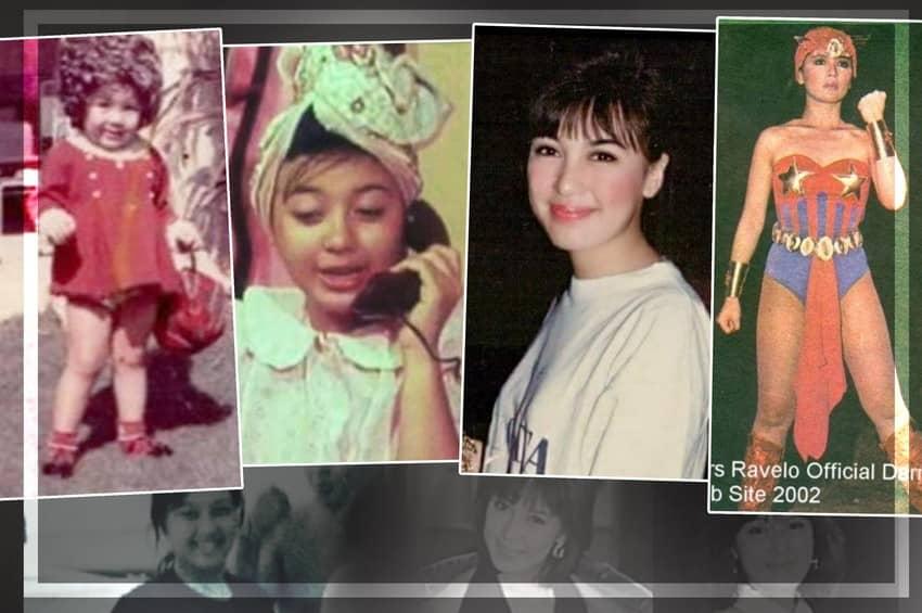 Sharon Cuneta's Throwback Photos