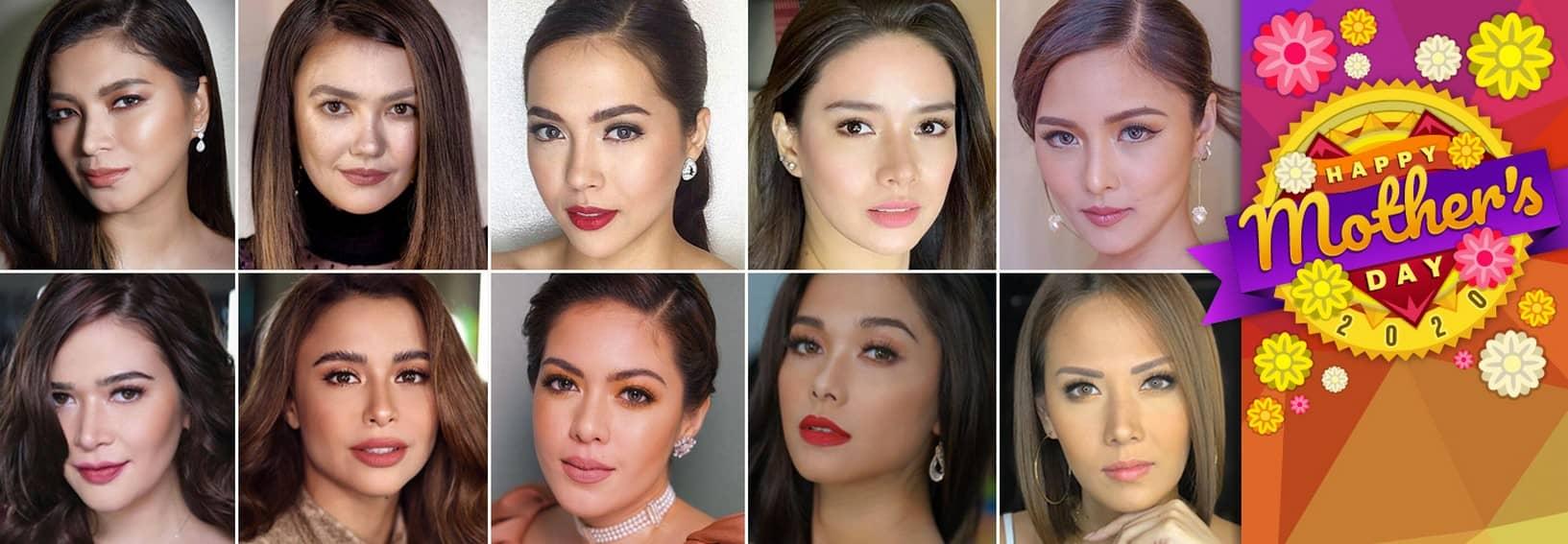LOOK: Kapamilya single actresses who impressively nail teleserye mother roles