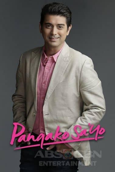 Ian Veneracion as Eduardo Buenavista in Pangako Sa'Yo (2015)