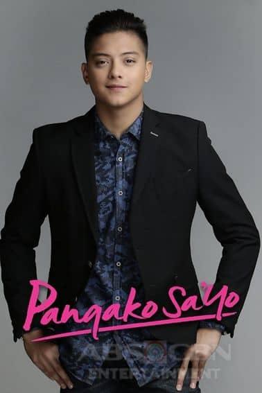 Daniel Padilla as Angelo Buenavista in Pangako Sa'Yo (2015)