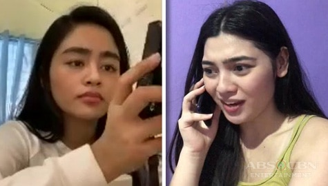 "Vivoree and Abi work in front and behind the camera for ""Stay at Home: Mag-isa"""