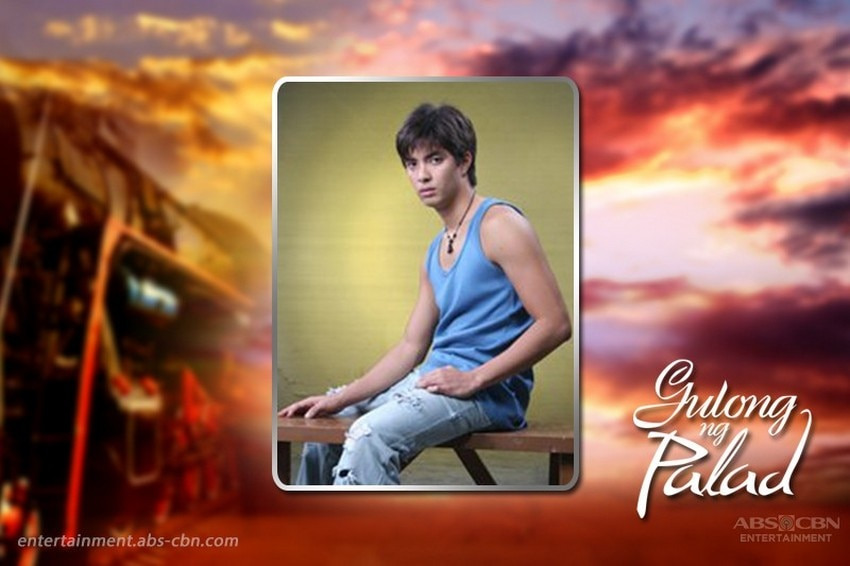 Joross Gamboa as Totoy in Gulong Ng Palad (2006)
