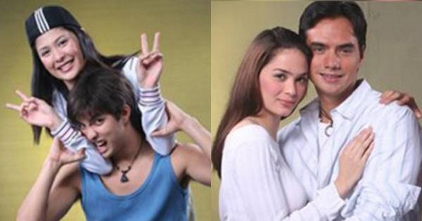 Kristine Hermosa, TJ Trinidad, Roxanne Guinoo, and Joross Gamboa in Gulong ng Palad (2006)