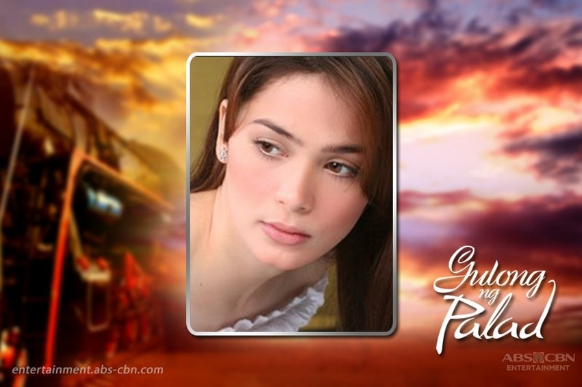 Kristine Hermosa as Luisa in Gulong Ng Palad (2006)