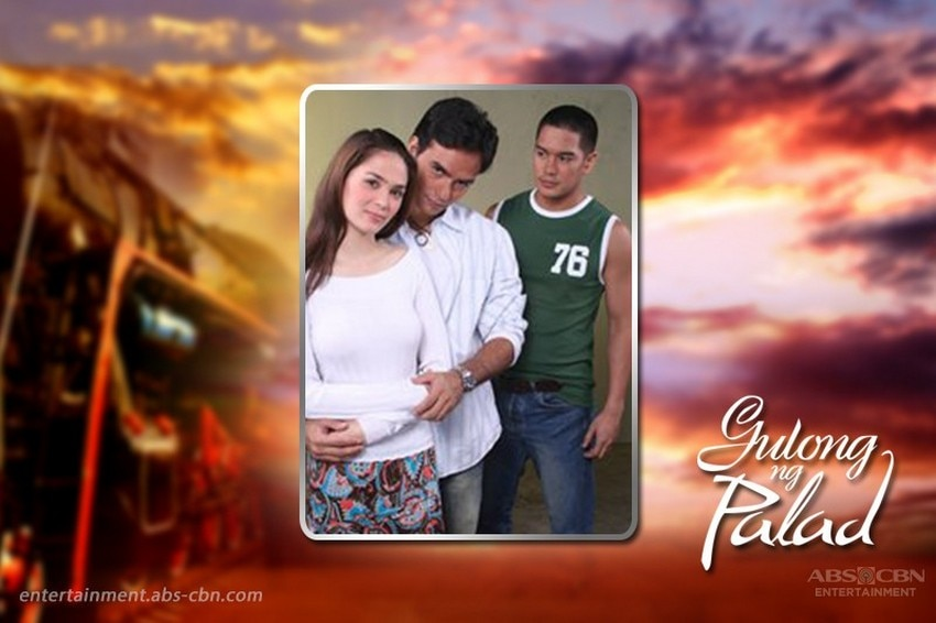 Kristine Hermosa, TJ Trinidad and Luis Alandy in Gulong Ng Palad (2006)