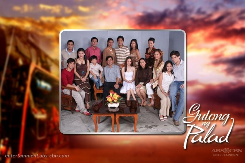 The cast of Gulong Ng Palad (2006)