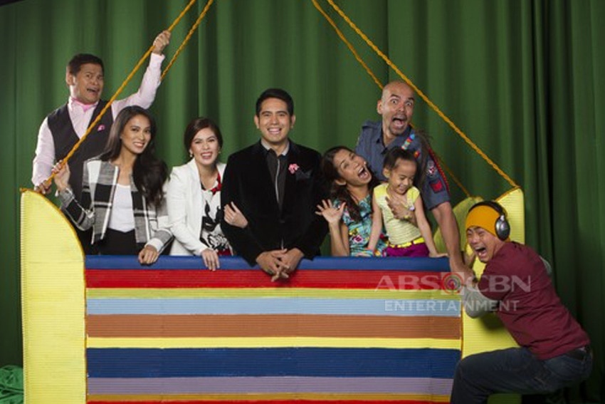 The stars of Nathaniel (2015)
