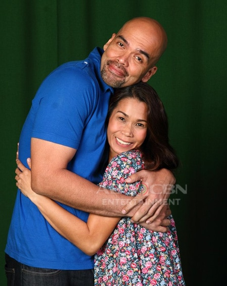 Pokwang and Benjie Paras in Nathaniel (2015)