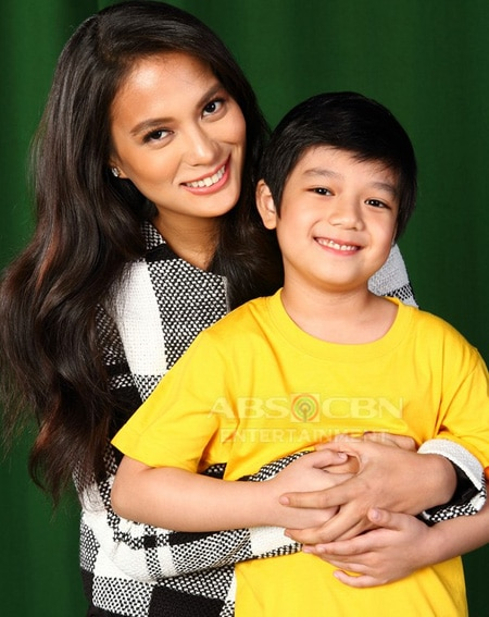 Isabelle Daza and Marco Masa in Nathaniel (2015)