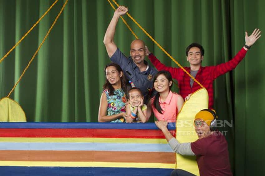 The Bartolome Family in Nathaniel (2015)