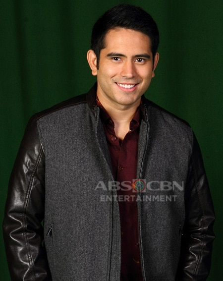 Gerald Anderson as Paul in Nathaniel (2015)