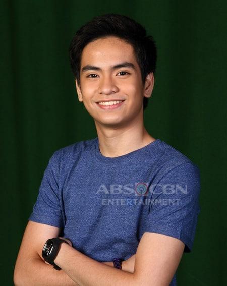 Jairus Aquino as Joshua in Nathaniel (2015)