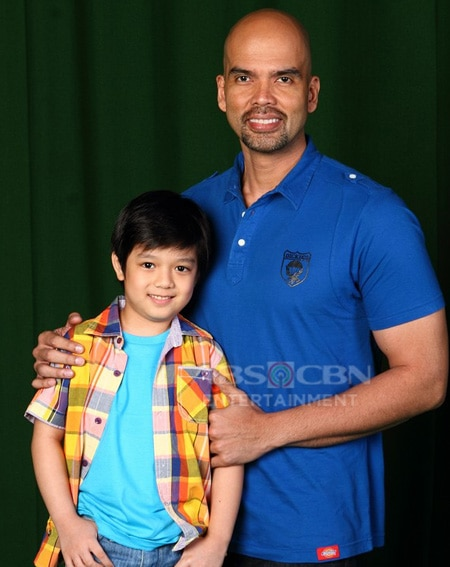 Benjie Paras and Marco Masa in Nathaniel (2015)