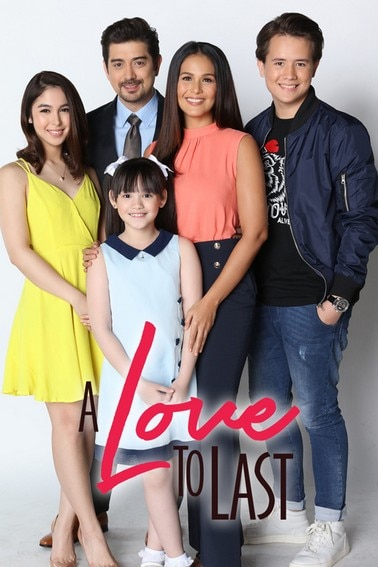 The stars of A Love To Last (2017)