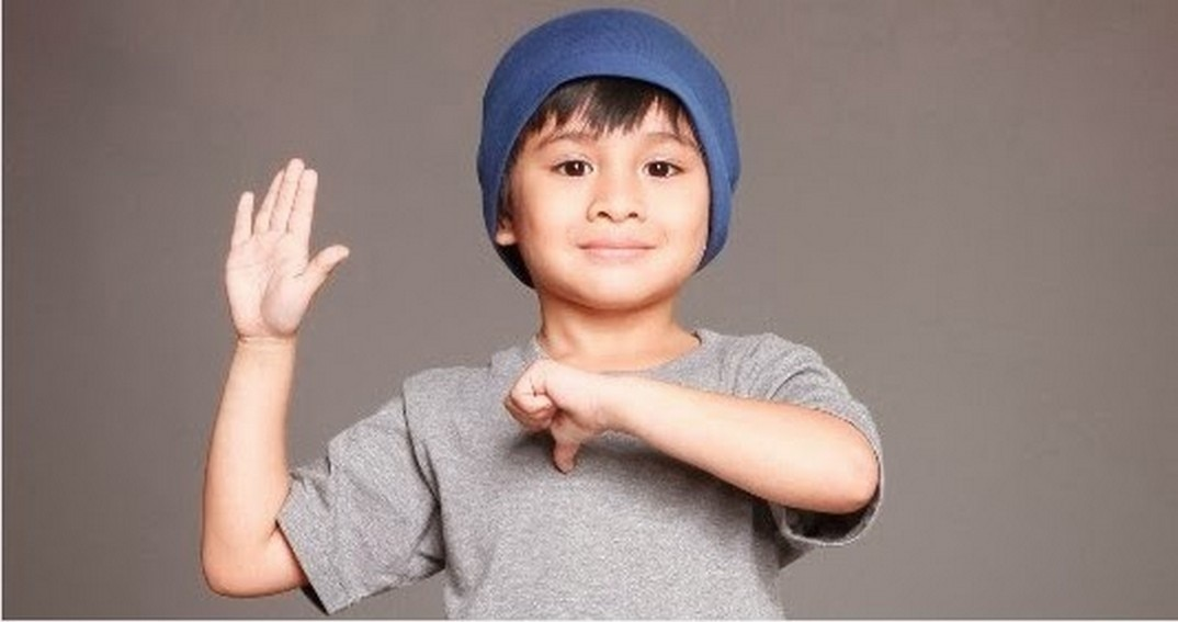 5 year old Raikko Mateo as Honesto (2013)