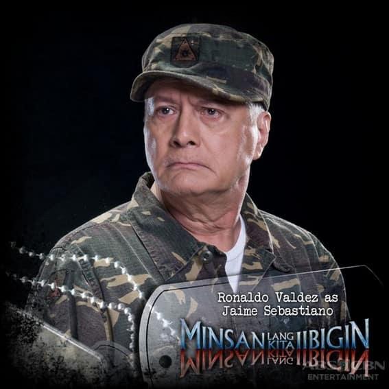 Ronaldo Valdez as Jaime in Minsan Lang Kita Iibigin (2011)