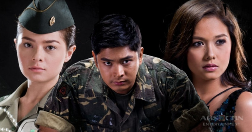The lead stars of Minsan Lang Kita Iibigin (2011)