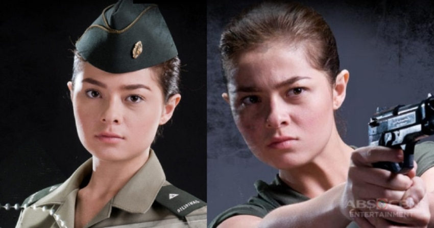 Andi Eigenmann as Gabby in Minsan Lang Kita Iibigin (2011)