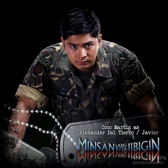 Coco Martin as Alexander/Javier in Minsan Lang Kita Iibigin (2011)