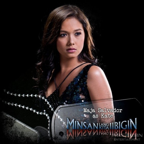 Maja Salvador as Kate in Minsan Lang Kita Iibigin (2011)