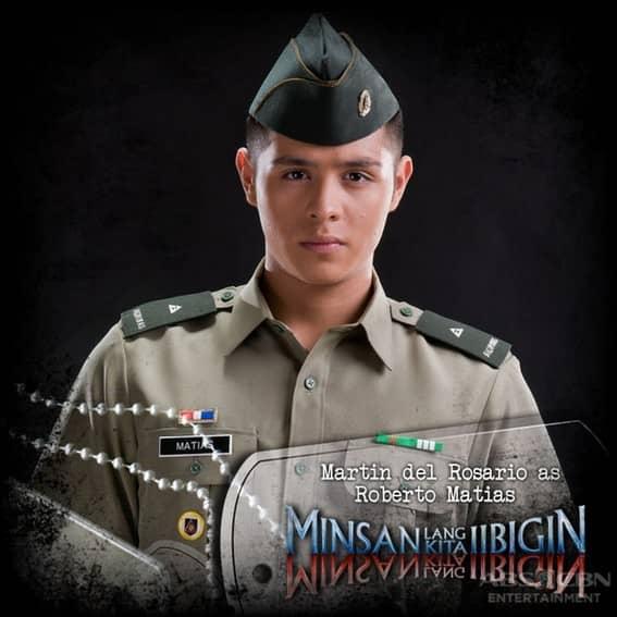 Martin del Rosario as Roberto in Minsan Lang Kita Iibigin (2011)