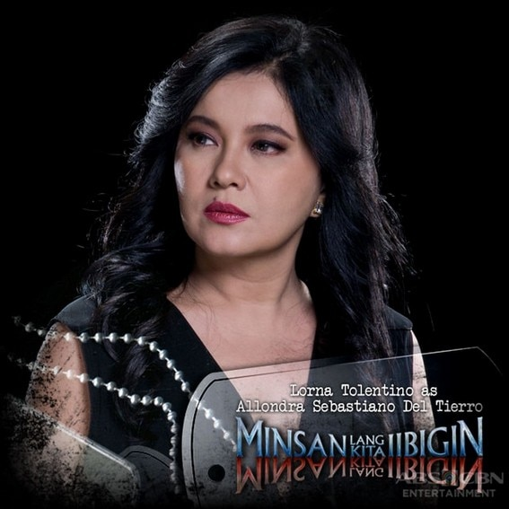 Lorna Tolentino as Allondra in Minsan Lang Kita Iibigin (2011)