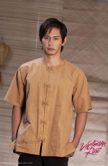 AJ Dee as Trần Him Hạnh Trinh in Vietnam Rose (2005)