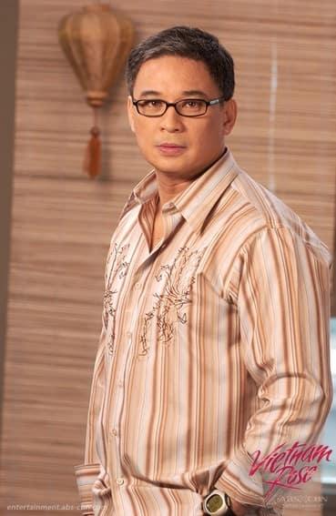 Ricky Davao as Enrico in Vietnam Rose (2005)