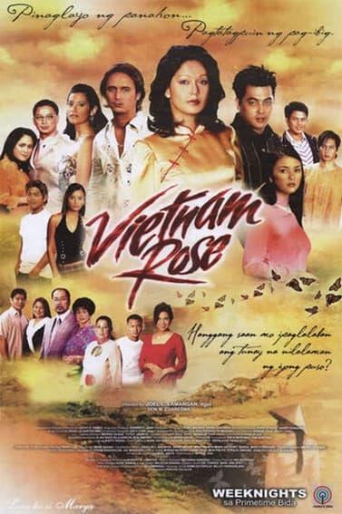 Vietnam Rose Official Poster