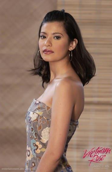 Assunta de Rossi as Adrianna in Vietnam Rose (2005)