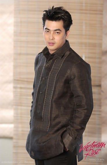 Jay Manalo as Miguel in Vietnam Rose (2005)