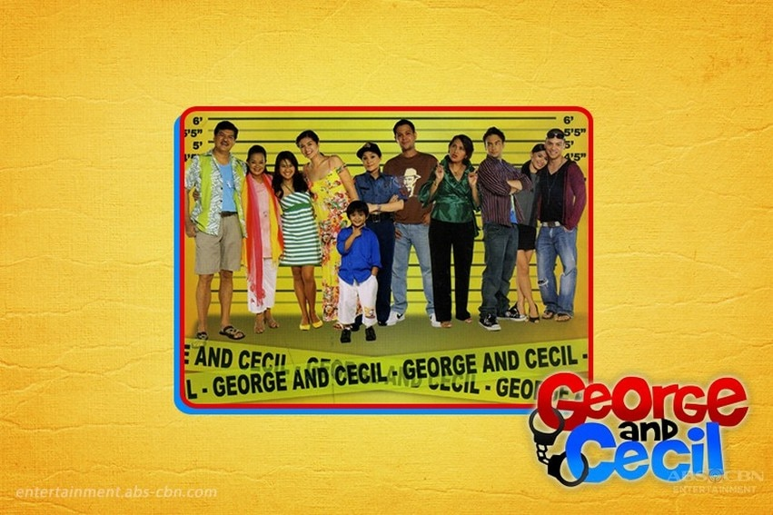 THROWBACK: The cast of George and Cecil (2009)