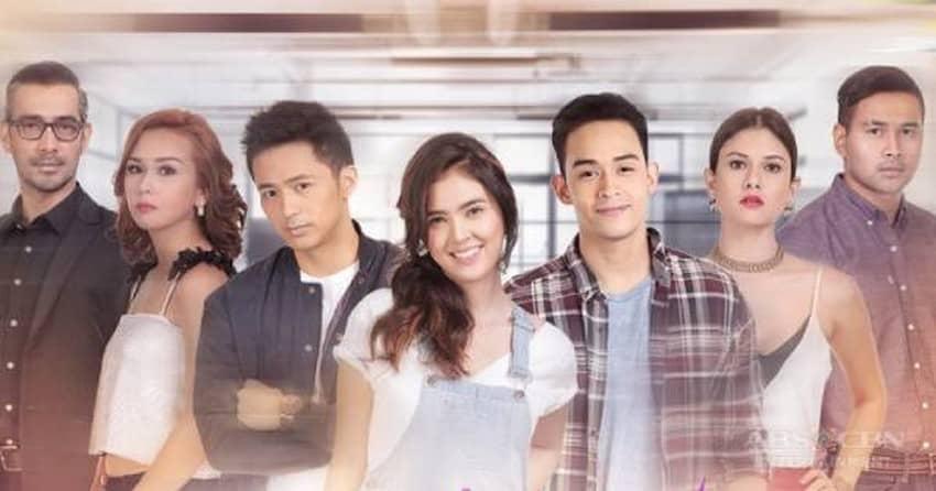 The lead stars of Pusong Ligaw (2017)