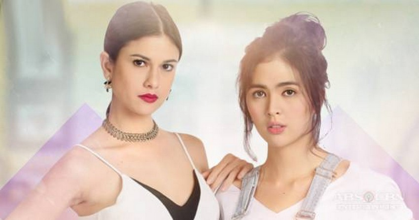 Bianca King and Sofia Andres in Pusong Ligaw (2017)