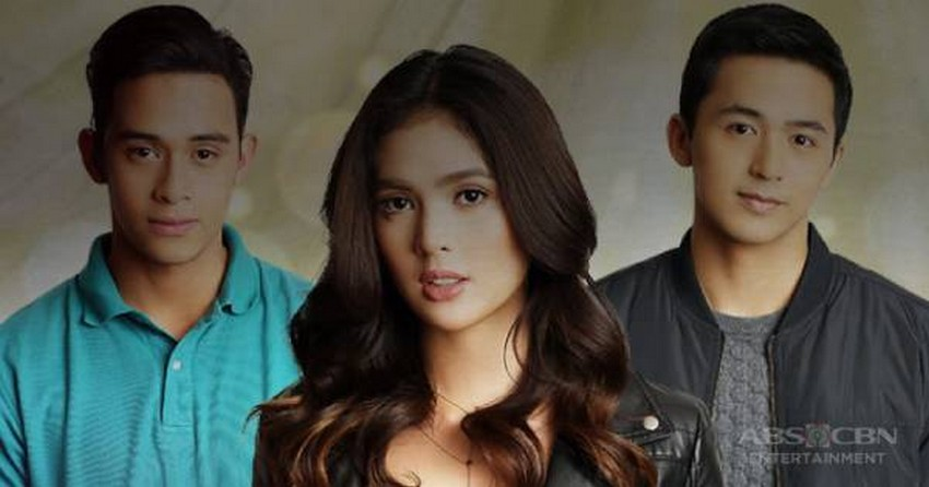 Sofia, Enzo and Diego in Pusong Ligaw (2017)