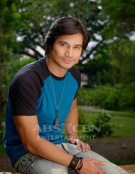 Piolo Pascual as Gin in Hawak Kamay (2014)