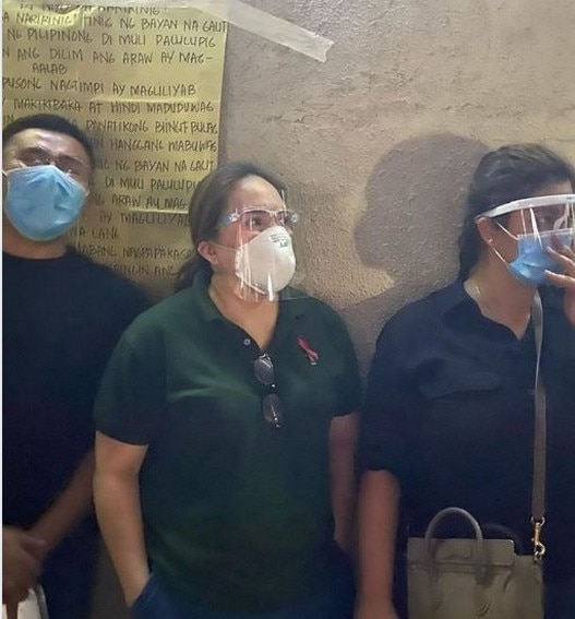 Sylvia Sanchez, Angel Locsin sympathize with beleaguered Kapamilya workers