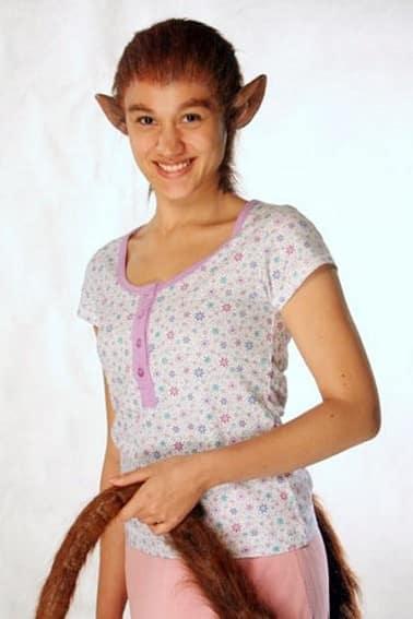 Melissa Ricks as Ella as in Kambal sa Uma (2009)