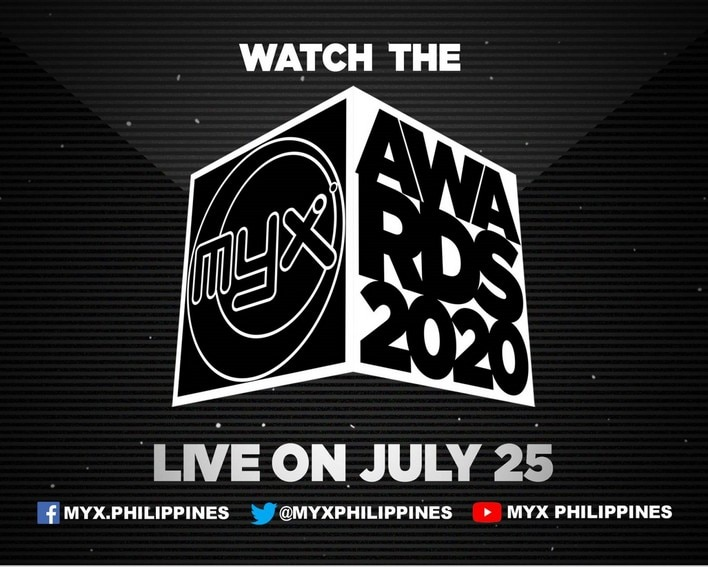 MYX Award's Lauds today's Hitmakers, Hold Virtual Celebration this Saturday