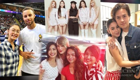 Idols meet their idols! 37 Photos of Kapamilya celebrities as fan boys and fan girls