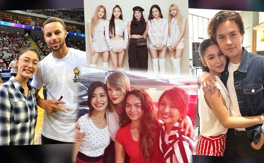 Photos of Kapamilya celebs meeting their international idols!