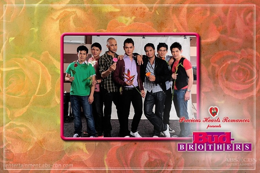The boys of Precious Hearts Romances Presents Bud Brothers (2009)