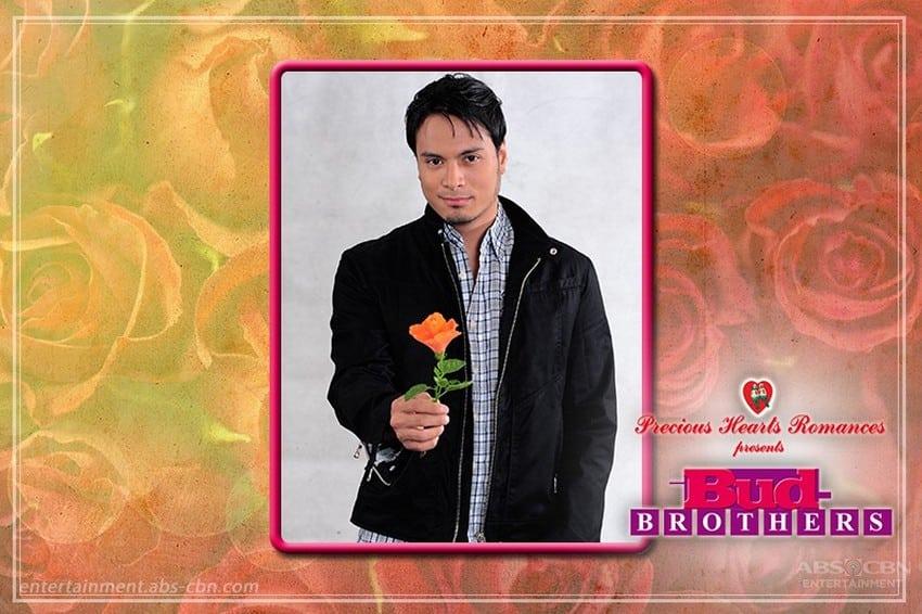Rafael Rosell as Wayne in Precious Hearts Romances Presents Bud Brothers (2009)